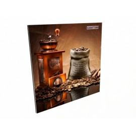 Керамический обогреватель КАМ-ИН на кухню с изображением