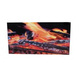Керамический обогреватель КАМ-ИН easy heat  color