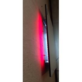 Керамический обогреватель КАМ-ИН с подсветкой
